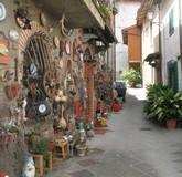 Cavriglia high streets