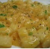 gonoccheti di patate di cetica zucca e castelmagno