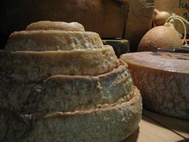 il formaggio di Leonardo